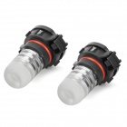 H16 5W 150lm OSRAM LED branco carro Foglights (DC 12V / 2 PCS)