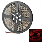 LY246 Waterproof 90W 3300lm 300-SMD 5050 LED Red Car Decoration Light Strip (5m)