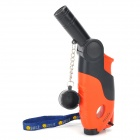 FS56 Roterande Butan Jet Torch Lighter - Orange + Svart