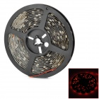 LY245 45W 1650lm 700~635nm 150-SMD 5050 LED Red Car Decoration Light Strip (5m)