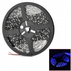 LY244 Waterproof 30W 2400lm 300-SMD 1210 LED Blue Car Decoration Light Strip (5m)