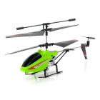 XR-905 3.5-CH Radio Control R/C Helicopter - Black + Green