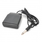 Universal Electronic Keyboard Aluminum Alloy Sustain Pedal (1.9m-Cable)