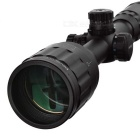 Sniper 3-9X50AOE R19 3~9X 50mm R/G Reticle Rifle Scope w/ Extinction Barrel for 11mm Rail - Black