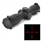 Leapers 6X32CE 6X 32mm R/G Dot Sight Rifle Scope for 11mm Rail - Black