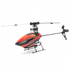 WLtoys V922 6-CH 2.4GHz Radio Control R/C Helicopter - Black + Red + Orange