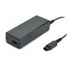 DOBE AC Power Charger Adapter for Wii U Console- Black (100~240 / UK Plug)