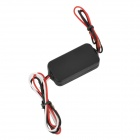 DIY Car Lamp Brightness Intelligent Controller - Black + Red + White
