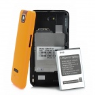 "CUBOT C8 Android Mini Smartphone w/ 4.0"" Capacitive + Dual SIM + Wi-Fi + TV - Black + Orange"