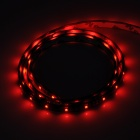 18W 360lm 635~700nm 60-SMD 1210 LED Red Car Decoration Light Strip (120cm)