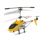 HL8086 3-CH Infrared Control R/C Helicopter - Yellow