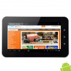 "TCC892x 7,0 ""Android 4.0 Kapazitive Touchscreen Tablet PC w / Wi-Fi / TF / HDMI - White + Black"
