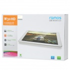 Ramos W30HD 10.1'' Capacitive Screen Android 4.0 Quad Core Tablet PC w/ Wi-Fi / Bluetooth - White