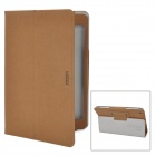 MOFi MP002 Protective PU Smart-Fall w / 2-Mode-Standplatz für iPad Mini - Braun