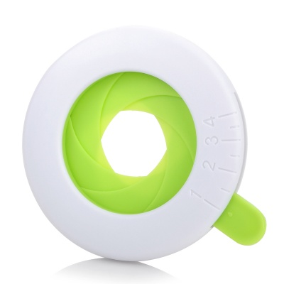 Innovative Portion Control Spaghetti Measure Tool - White + Green