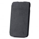 NILLKIN Protective PU Flip-Open Case w/ Screen Film + Dust Sticker + Cleaning Cloth for LG E960