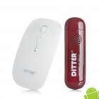 Ditter R8 Android 4.0 Google TV Player ж / Wireless Mouse / 1GB RAM / ROM 4 Гб / Wi-Fi - Wine Red