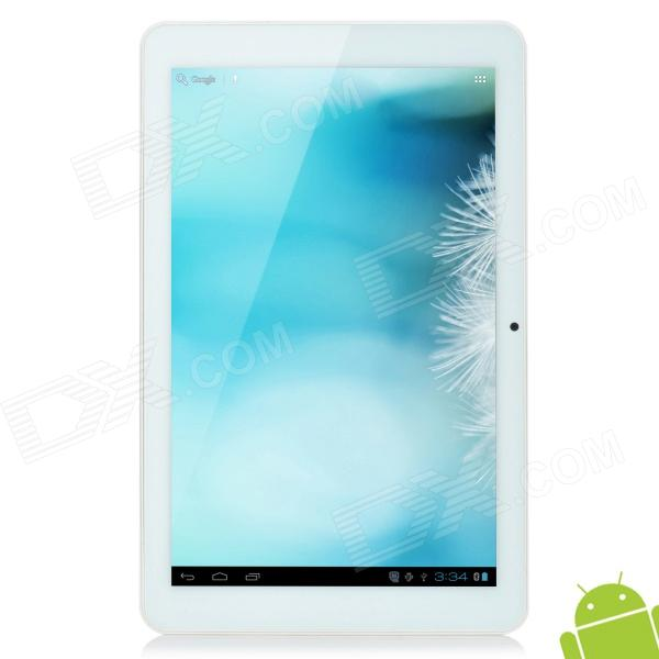 Ramos W32 10.1'' IPS Capacitive Screen Android 4.0 Tablet PC w/ Wi-Fi / Bluetooth - White(SKU 188891)