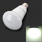 w-1 E27 10W 1000lm 6500K 10-LED White Light Bulb - White (85~265V)