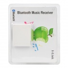 Я-LinkBluetoothv2.0MusicReceiver/SpeakerforIphone4 и 4S/iPad-Белый