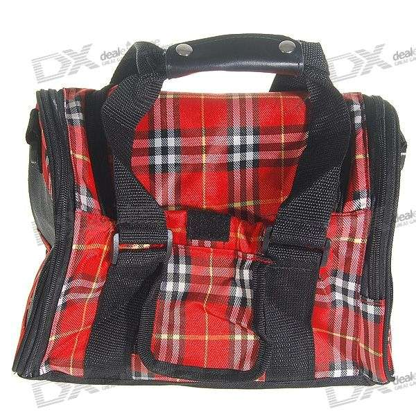 Striped Travelling/Carrying Bag for Cats - Small
