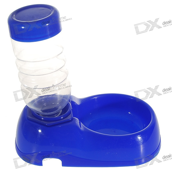 Pet Waterer/Water Dispenser for Dogs and Cats