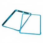 Protective Aluminum Alloy Bumper Frame for iPad Mini - Blue