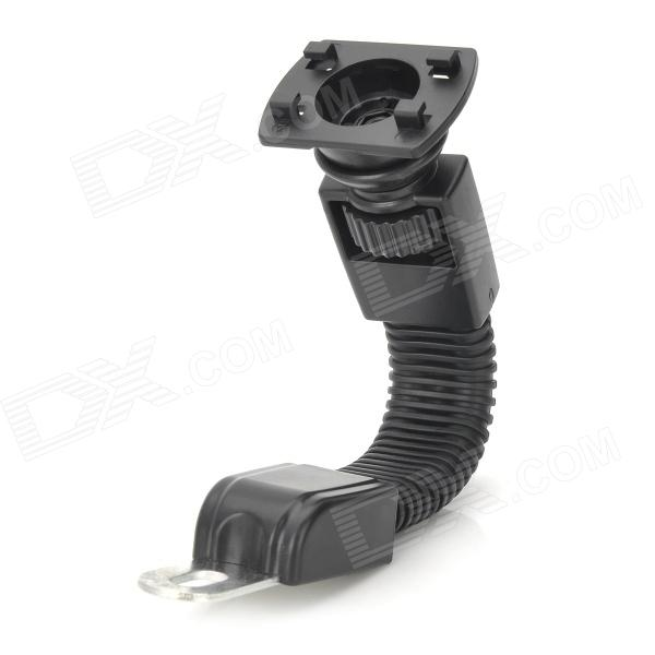 Universal Motorcycle Holder Base for GPS / Mobile Phone - Black
