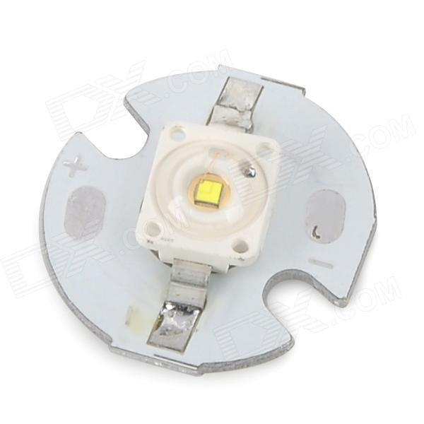 Osram 3W 180lm 6500K White Light LED Emitter - Silver + White (16mm / DC 3.2~3.8V)