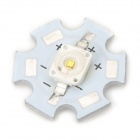 Osram 3W 180lm 6500K White Light LED Emitter - Silver + White (20mm / DC 3.2~3.8V)