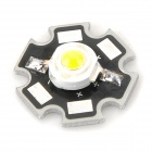 3W 180lm 3200K LED Emitter White Light Bulb (20mm / DC 3.2~3.8V)