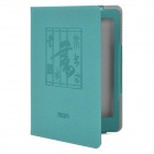 MOFI MP003 Protective PU Smart Case w / Ständer für Amazon Kindle Paperwhite - Green