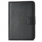k76 Bluetooth v3.0 82-Key Keyboard Case for Ipad MINI - Black