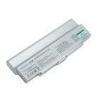 GoingPower Battery for Sony Vaio VGN-AR, VGN-CR, VGN-NR, VGP-BPS9/B, VGP-BPS9/S, silver