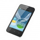 "M2 Android 4.0 Smartphone w/ 4.0"" Capacitive + Dual SIM + Dual Cameras + Wi-Fi - Black + White"