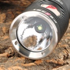 FEREI 520 320lm 3-Mode Memory White USB Powered Flashlight w/ Cree XP-G R5 - Black (1 x 18650)