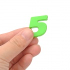 Numbers and Math Symbols Magnets Set (26 PCS)