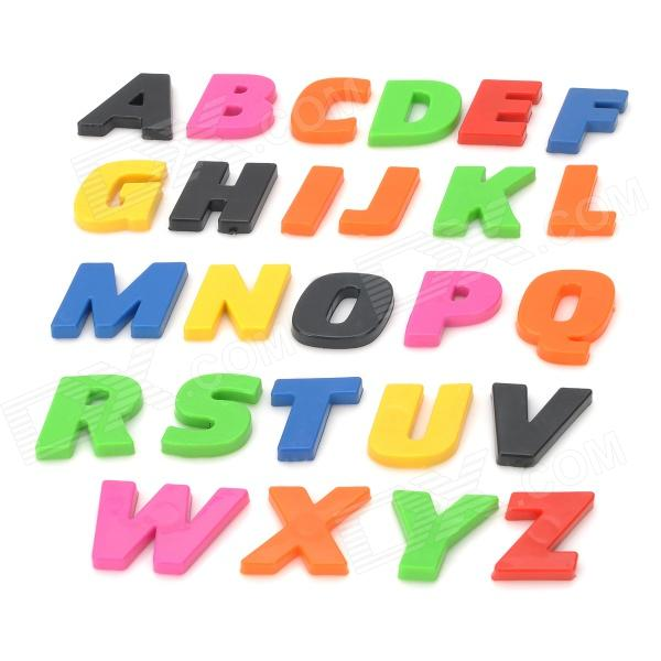 Capital Letters Magnets Set (26 PCS)