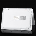 "710A 10"" Screen Android 4.1.1 Netbook w/ Wi-Fi / RJ45 / Camera / HDMI / SD Slot - White"