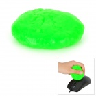 Magic Cleaner Soft Gel Glue for Car / Keyboard + More - Green