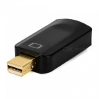 Mini DisplayPort DP Muž na HDMI zástrčka - Black