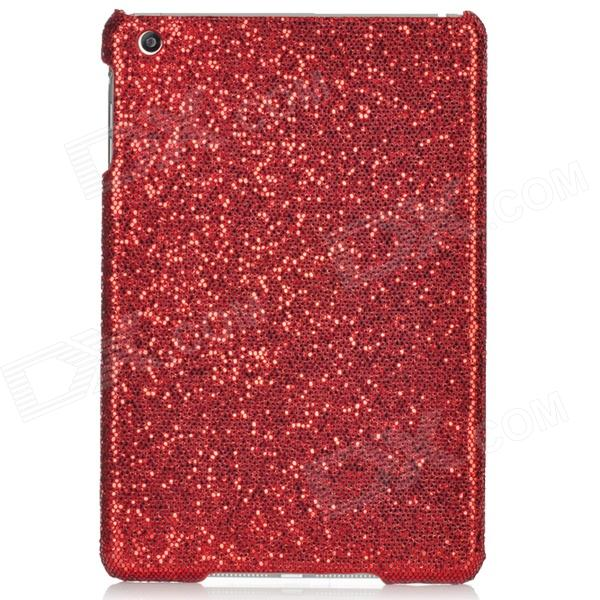 Shining Sequins Pattern suojakotelo Ipad MINI - punainen