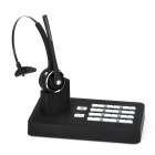 Q-T1 Bluetooth v2.1 2-in-1 Headphone Telephone Set - Black + Silver
