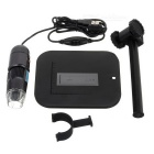 S04-600X 25~600X USB Digital Photography Microscope Magnifier w/ 8 LED