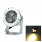 3W 270lm 4000K 3-LED Warm White Projection Lamp (12V)