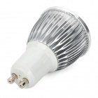 GU10 5W 6500K 500lm Cold White 5-LED Dimming Light Bulb