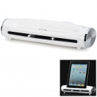 S400 Multi-Functional Portable Scanner Charging Dock für iPad 2 / New iPad - Weiß