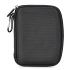 "Protective Nylon Carrying Case Bag for 5"" GPS - Black"