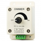 XY-D-RK01 Mini Manual LED Light Strip Dimmer - Beige (12~24V)