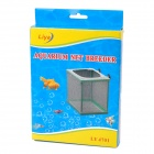 LY4701 Assembling Fish Hatching Shielding Mesh Box / Tank - White + Green